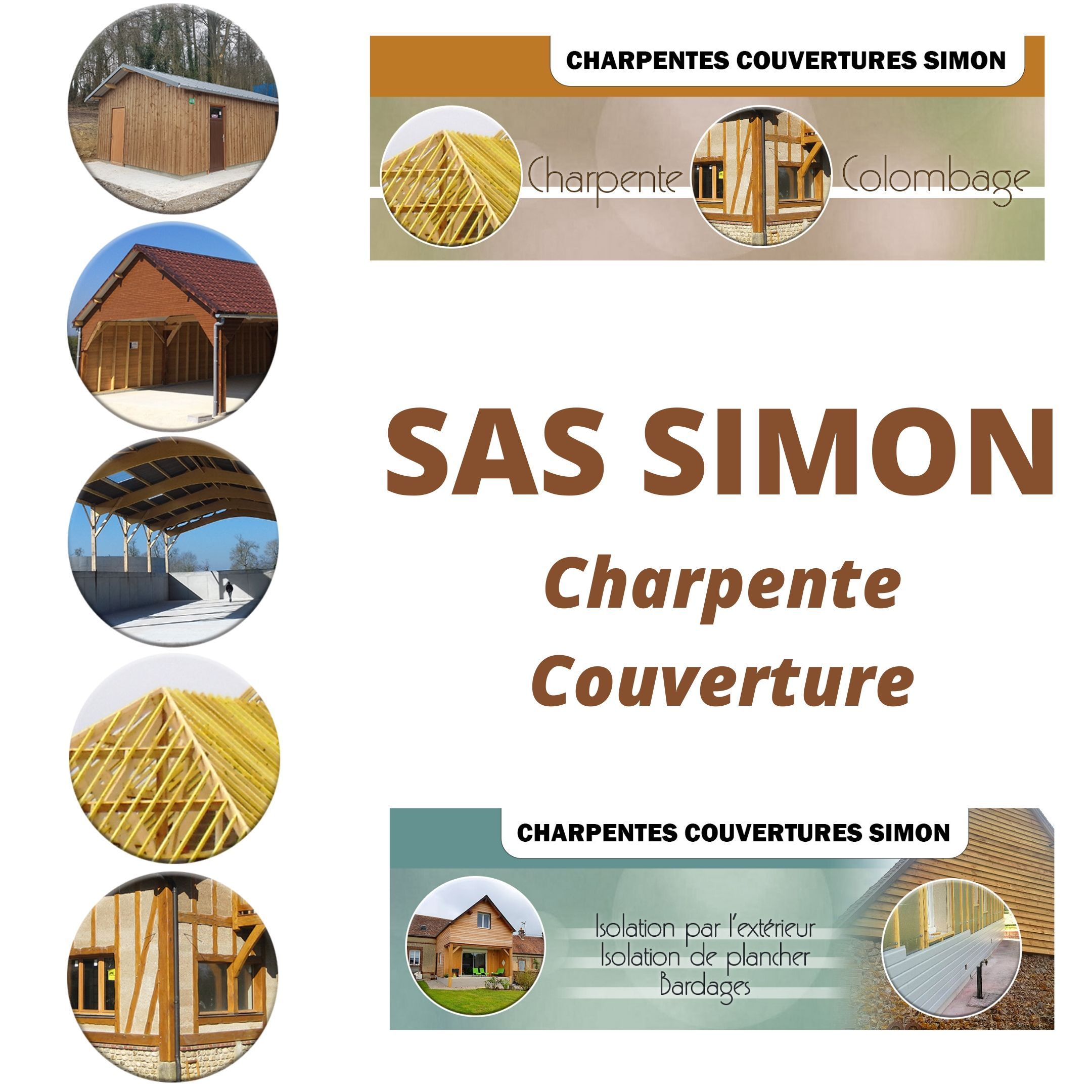 SAS SIMON Charpente Couverture